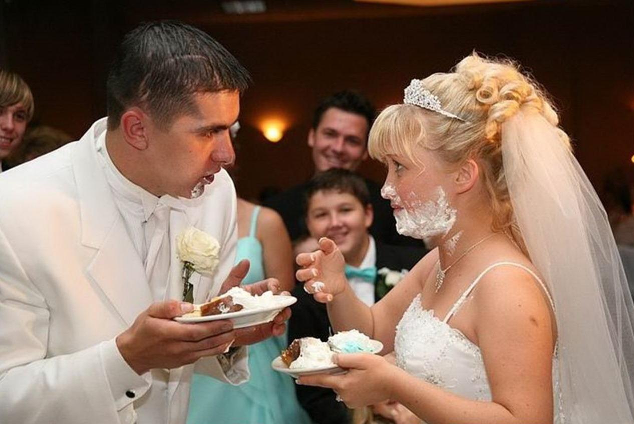 Картинки свадьба смешно