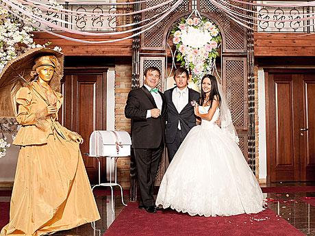 Тимур шаймиев и его свадьба